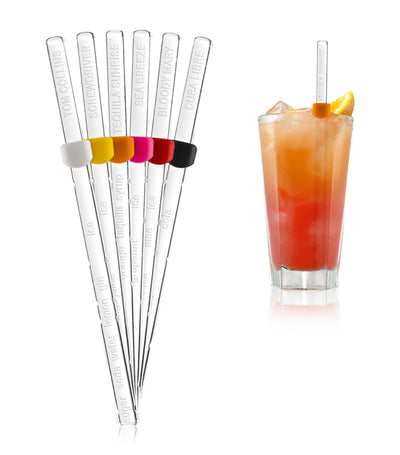 vacu vin recipe sticks cocktail set