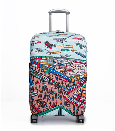 Where is Wanderskye Luggage Cover Medium