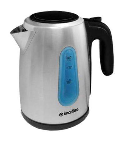 imarflex stainless steel electric kettle 1.5 liter