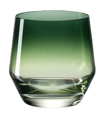 Puccini Whiskey Tumbler Set of 6 - Green