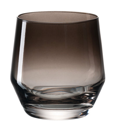 Puccini Whiskey Tumbler Set of 6 - Dark Gray