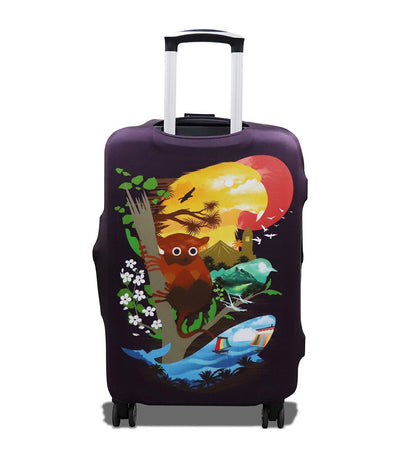 Perlas ng Silangan Luggage Cover Small