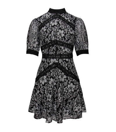 keepsake the label holder lace mini dress