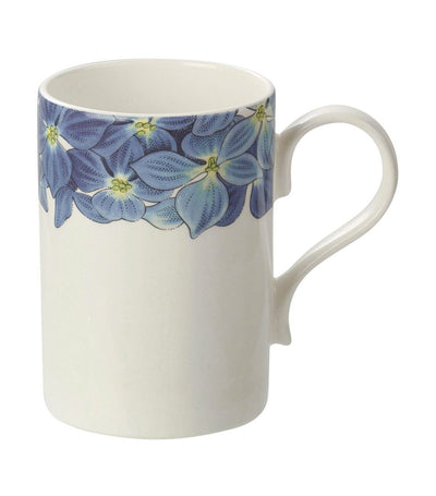 portmeirion botanic blooms hydrangea mug set of 4