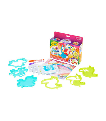 crayola model magic uni-creatures stackers craft kit