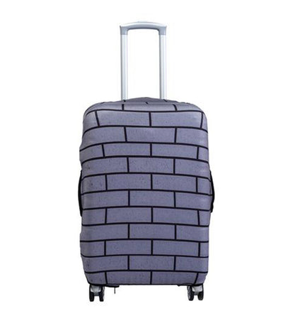 Brick Collective Luggage Cover Small