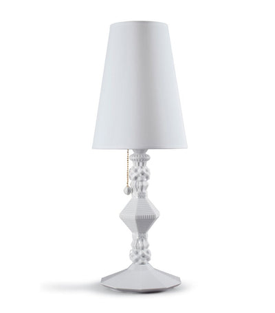 Belle de Nuit Table Lamp - White