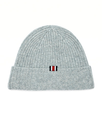 Lewis Hamilton Recycled Cashmere Beanie Mid Grey Heather