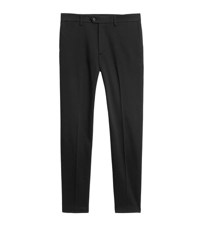 Slim Traveler Chino Black