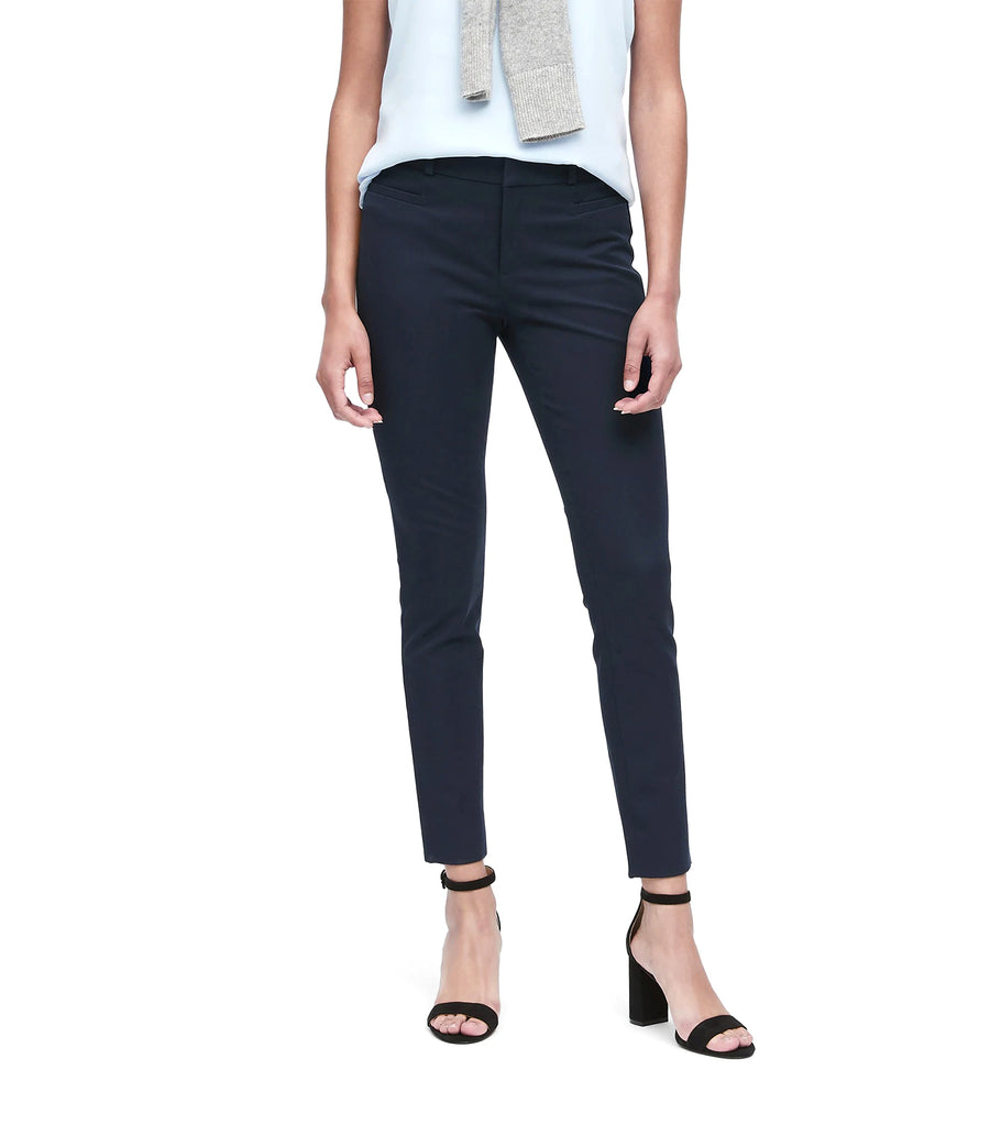 Sloan Skinny-Fit Washable Pant Navy