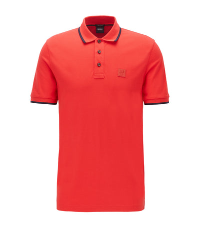Parlay 73 Polo Shirt Red