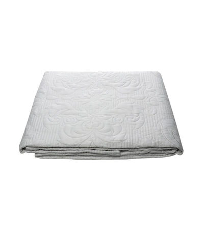 home & main francine embroidered quilt set twin