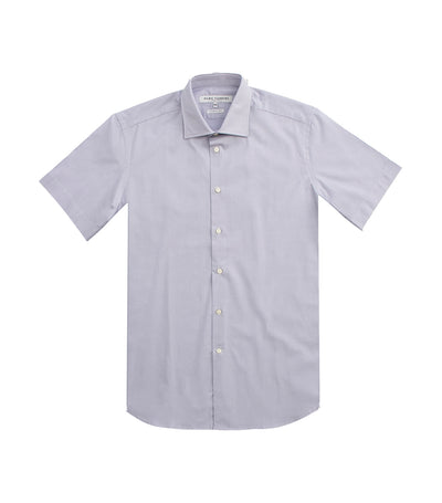 Danny Short-Sleeved Shirt Gray