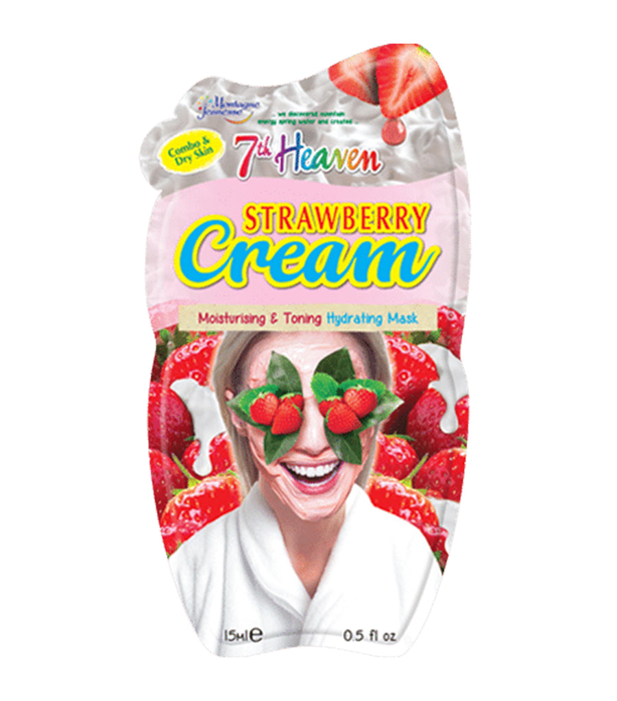 Strawberry Cream Mask
