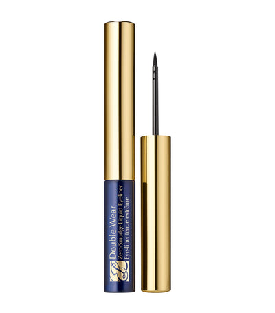estée lauder black double wear zero-smudge liquid eyeliner