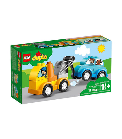 lego duplo® my first tow truck