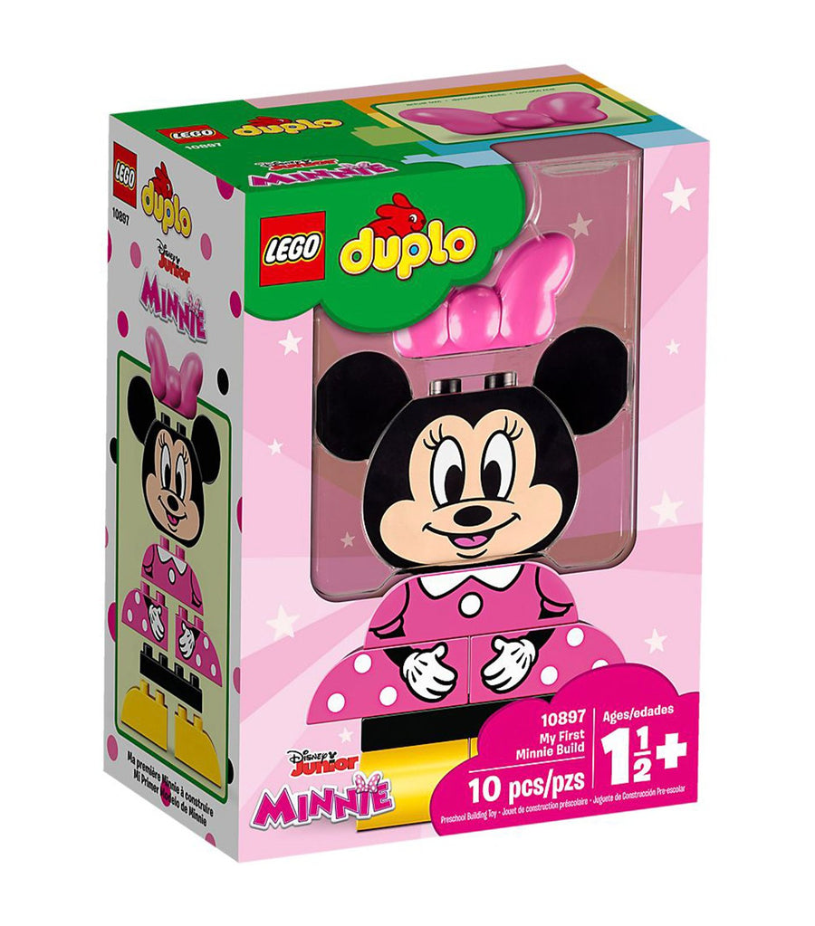 lego duplo® my first minnie build