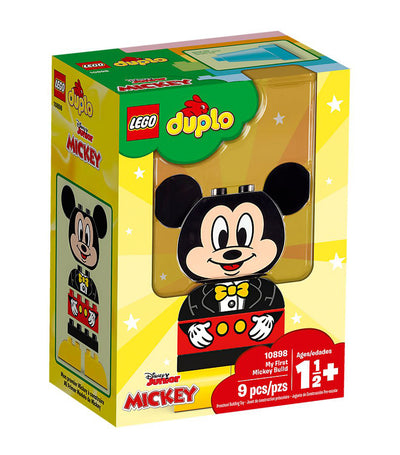 DUPLO® My First Mickey Build