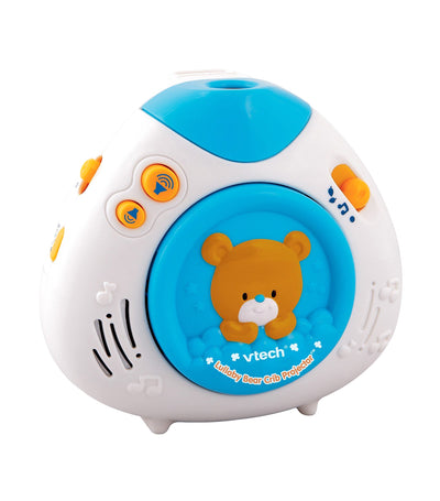vtech lullaby teddy projector - blue