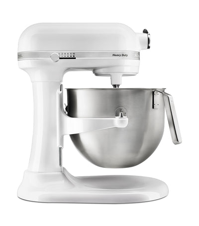 kitchenaid QT heavy duty mixer white