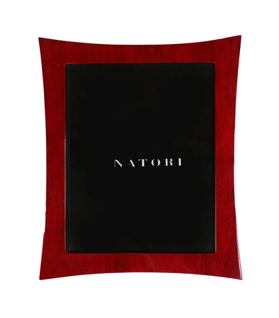 Natori Lacquer Picture Frame - Red