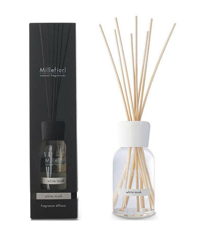 Millefiori® natural fragrance diffuser - white musk