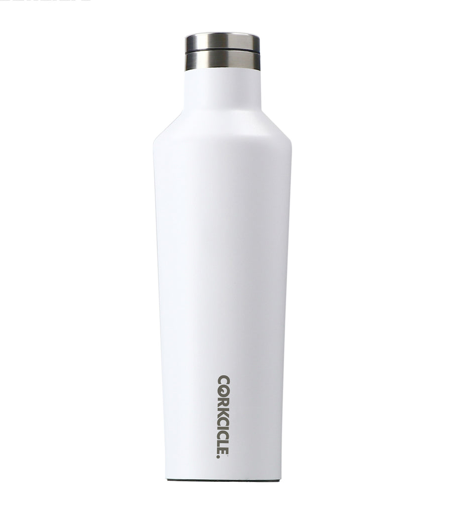 16oz Classic Canteen White