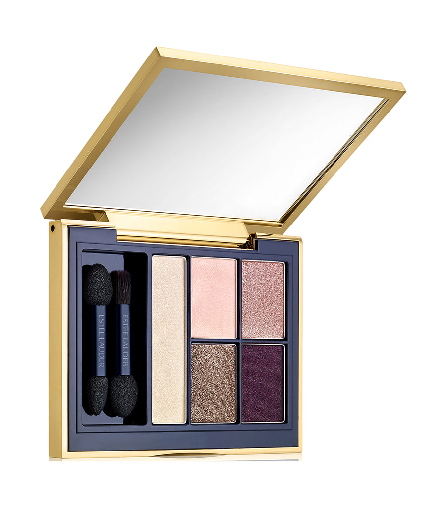 estée lauder current desire pure color envy sculpting eyeshadow 5-color palette