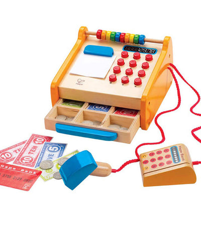 hape checkout register