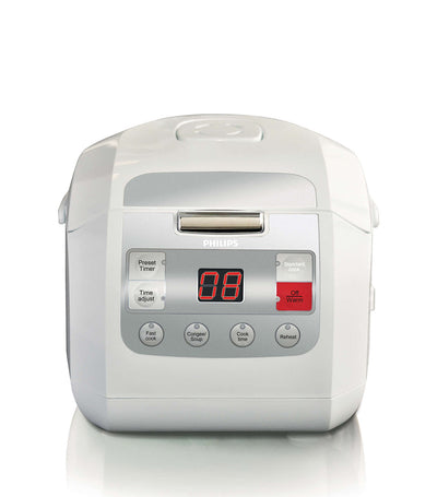 Philips Avance Collection Fuzzy Logic Rice Cooker