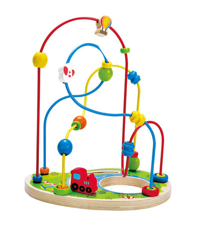 hape play ground pizzaz