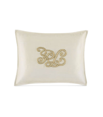 Ralph Lauren Tate Pillow - Regatta Cream