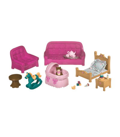 li'l woodzeez living room & nursery set
