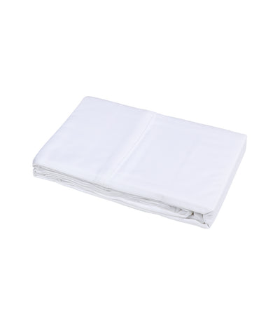 Kassatex Letto Pillowcase 300TC - White