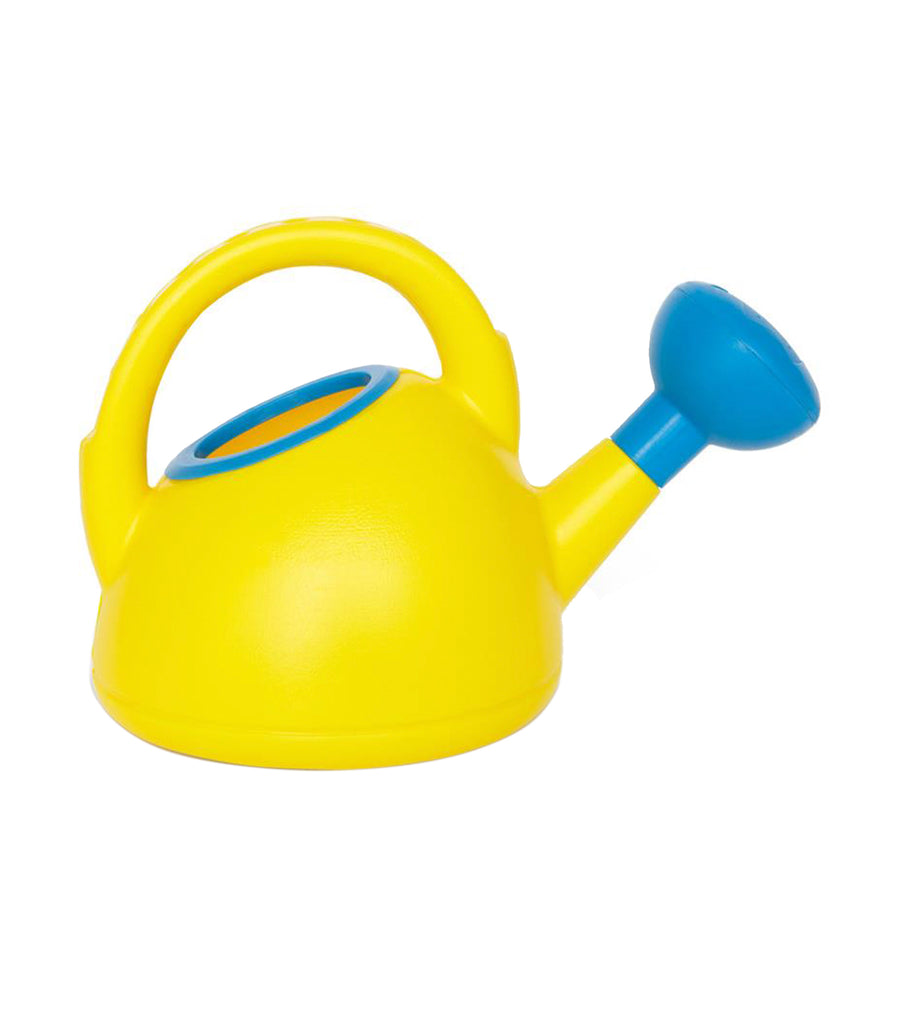 hape watering can - yellow