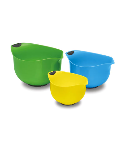 Cuisinart Multicolor Mixing Bowl Set of 3