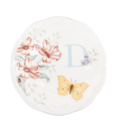 Lenox Butterfly Meadow Small Dish Initial D