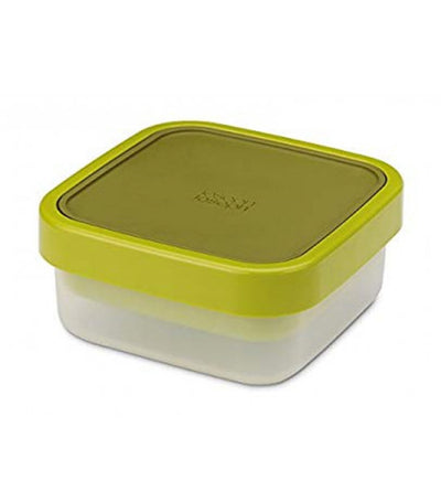 Go Eat Compact 3-in-1 Salad Box Green