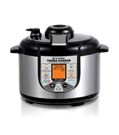 imarflex turbo cooker with six liter capacity