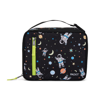 packit freezable classic lunch box - spaceman