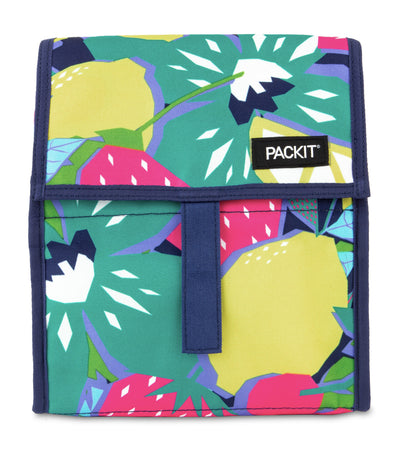 packIt freezable lunch bag - fruitopia
