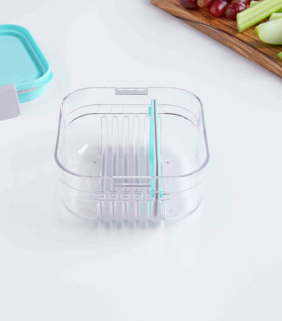 packit mod snack bento container™ - mint