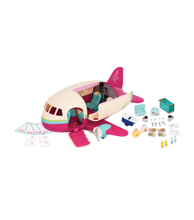 li'l woodzeez honeysuckle airway playset