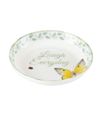 Lenox Butterfly Meadow Laugh Everyday Dish