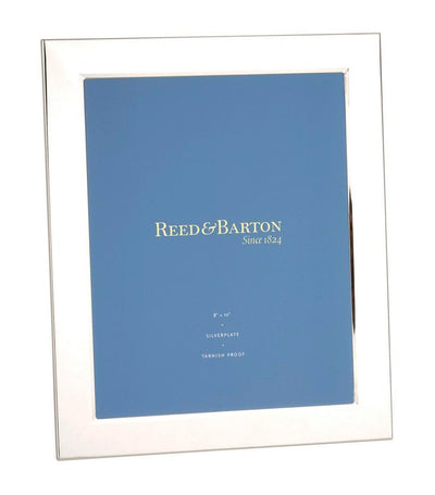 Reed & Barton Classic Silverplate Picture Frame - 8in x 10in