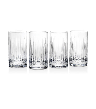 Reed & Barton Soho Highball Glass Set of 4