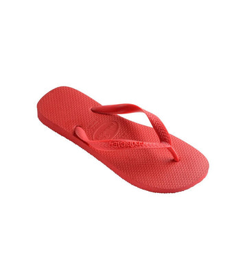 Havaianas Top Flip Flops - Ruby Red