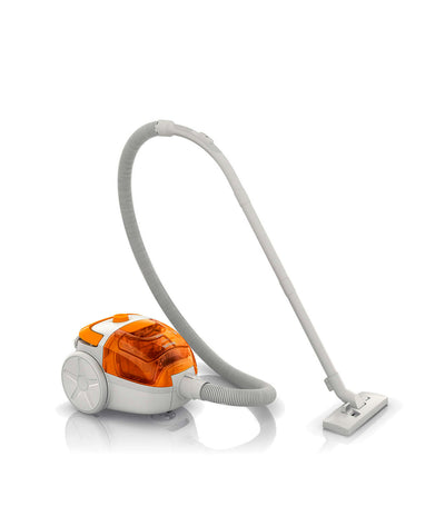 Philips Bagless Vacuum Cleaner in Citrus Orange