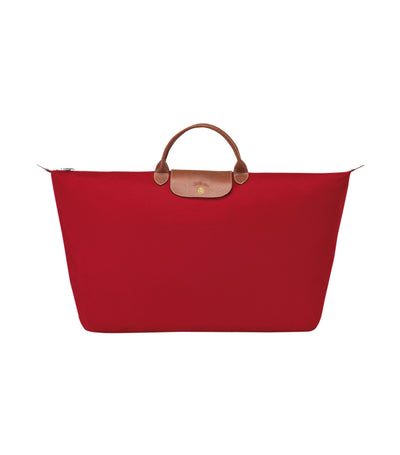 Longchamp Le Pliage Travel Bag XL Red