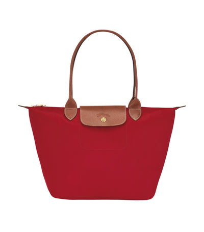 Longchamp Le Pliage Shoulder Bag S Red